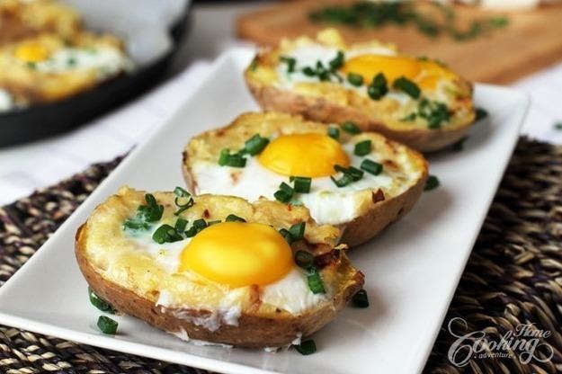 Potato Egg