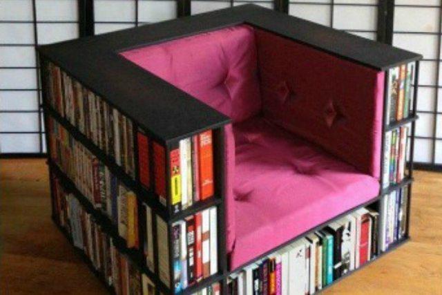 ChairBookshelfforList