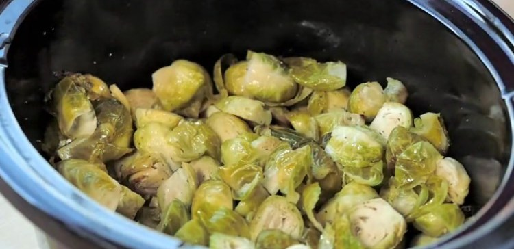 Crockput Brussels Sprouts