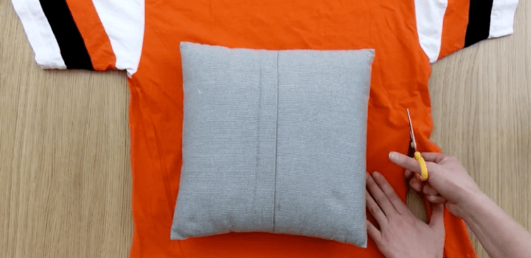 Tee Pillow Cover