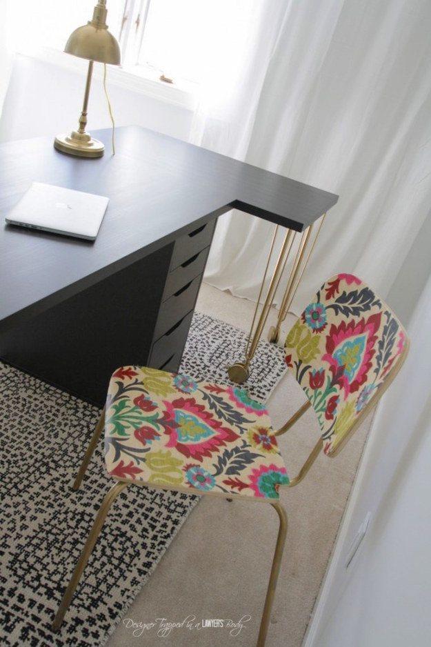 Desk Chair Upgrade