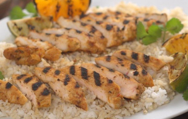 OEP Margarita Chicken
