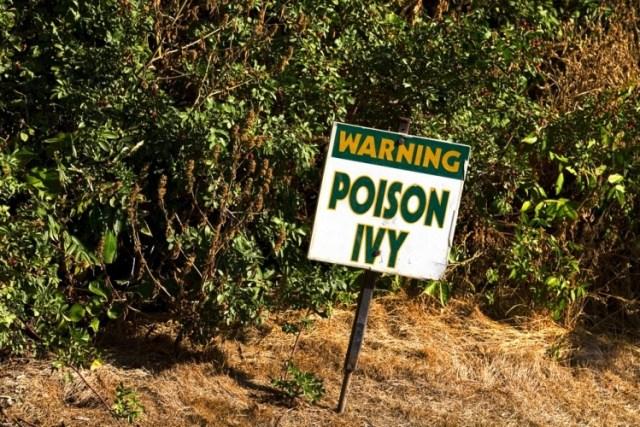 PoisonIvyWarningSignforList