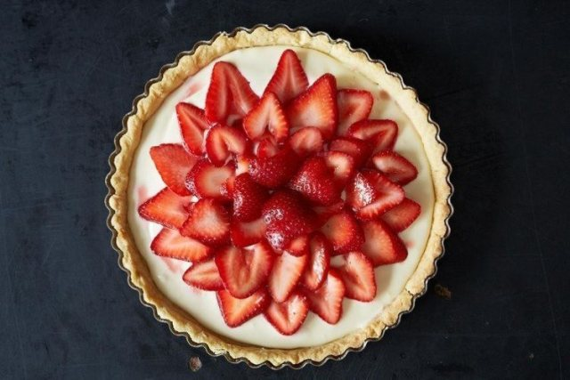 Strawberry Recipes FI