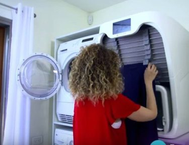Robot that folds your clothes.