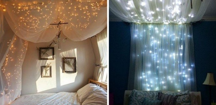 Canopy bed ideas for inspiration.
