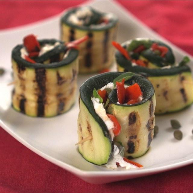 grilled-zucchini-rolls