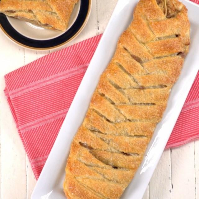 overhead-braided-apple-walnut-strudel
