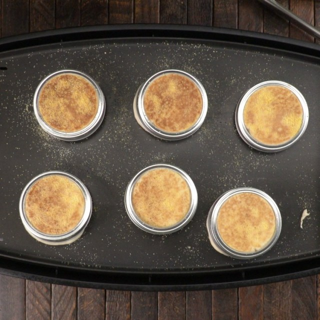mason-jar-english-muffins-on-griddle
