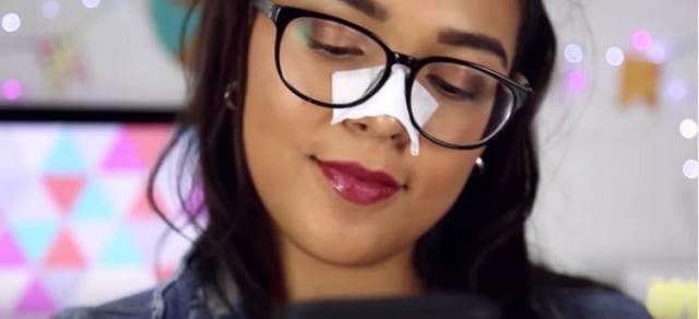 paper towel glasses