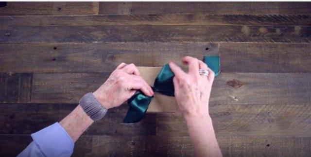bow tie step 3