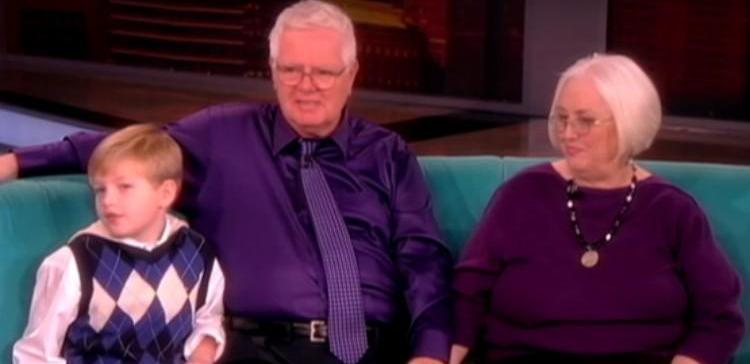 Betty, Clifford, and Eddie are interviewed on The View