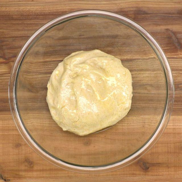Rosemary Focaccia Dough