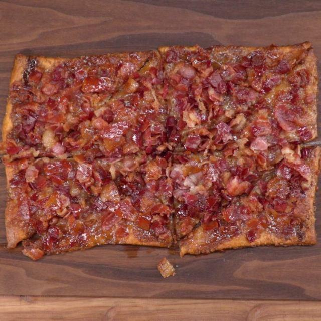 Maple Bacon Crack whole