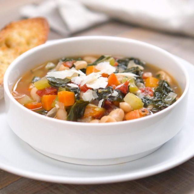 Tuscan Bean Soup hero shot