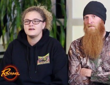 Couple that loves camo gets an amazing makeover.