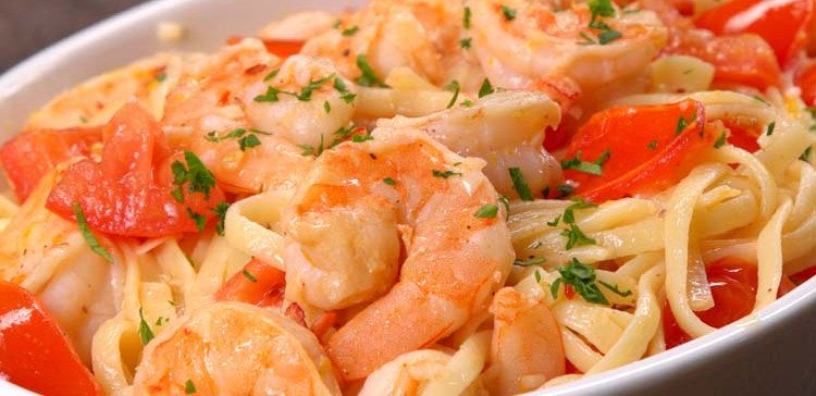shrimp scampi featured image