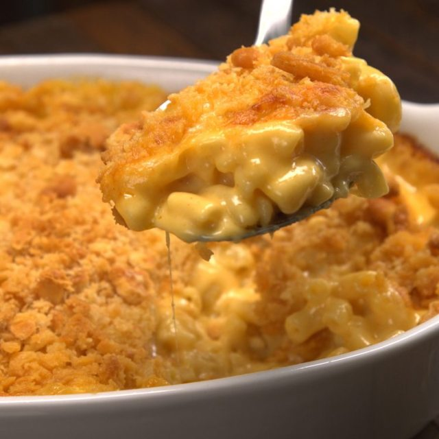 Baked Mac & Cheese 1