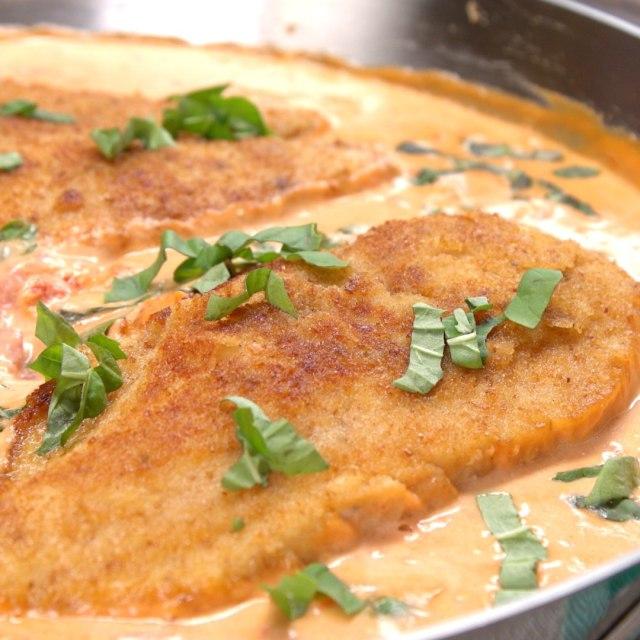 basil cream chicken 1