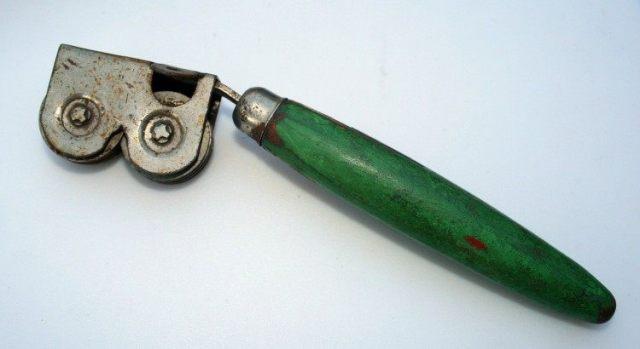 antique knife sharpener