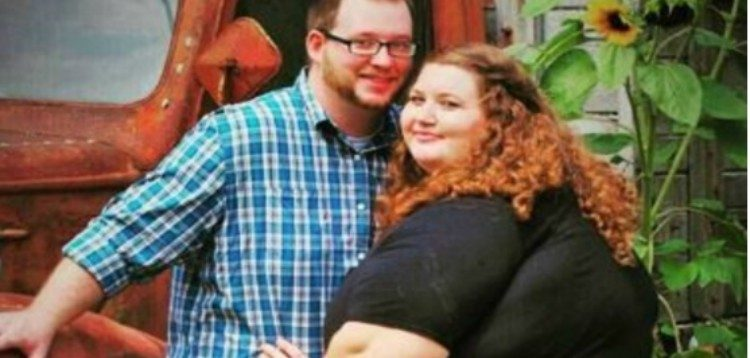 Danny and Lexi before weight loss