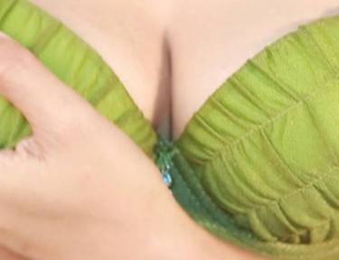 Image of woman in bra.