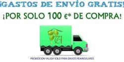 Camión de productos andaluces 'Típico de Andalucía'