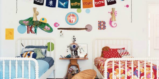 15 Boy and Girl Room Ideas share bedroom Tip Junkie - boy and girl bedroom ideas