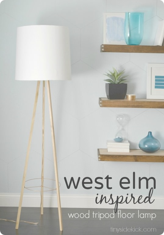 18 DIY Floor Lamps to Make