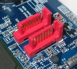 SATA Power Connector Motherboard