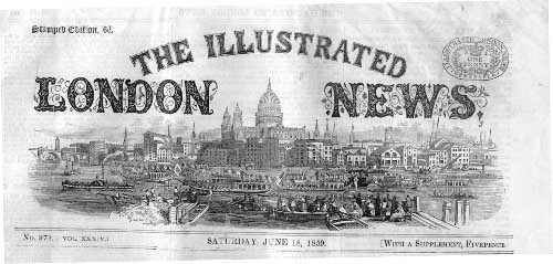 The Illustrated London News Breve Historia Das Revistas E