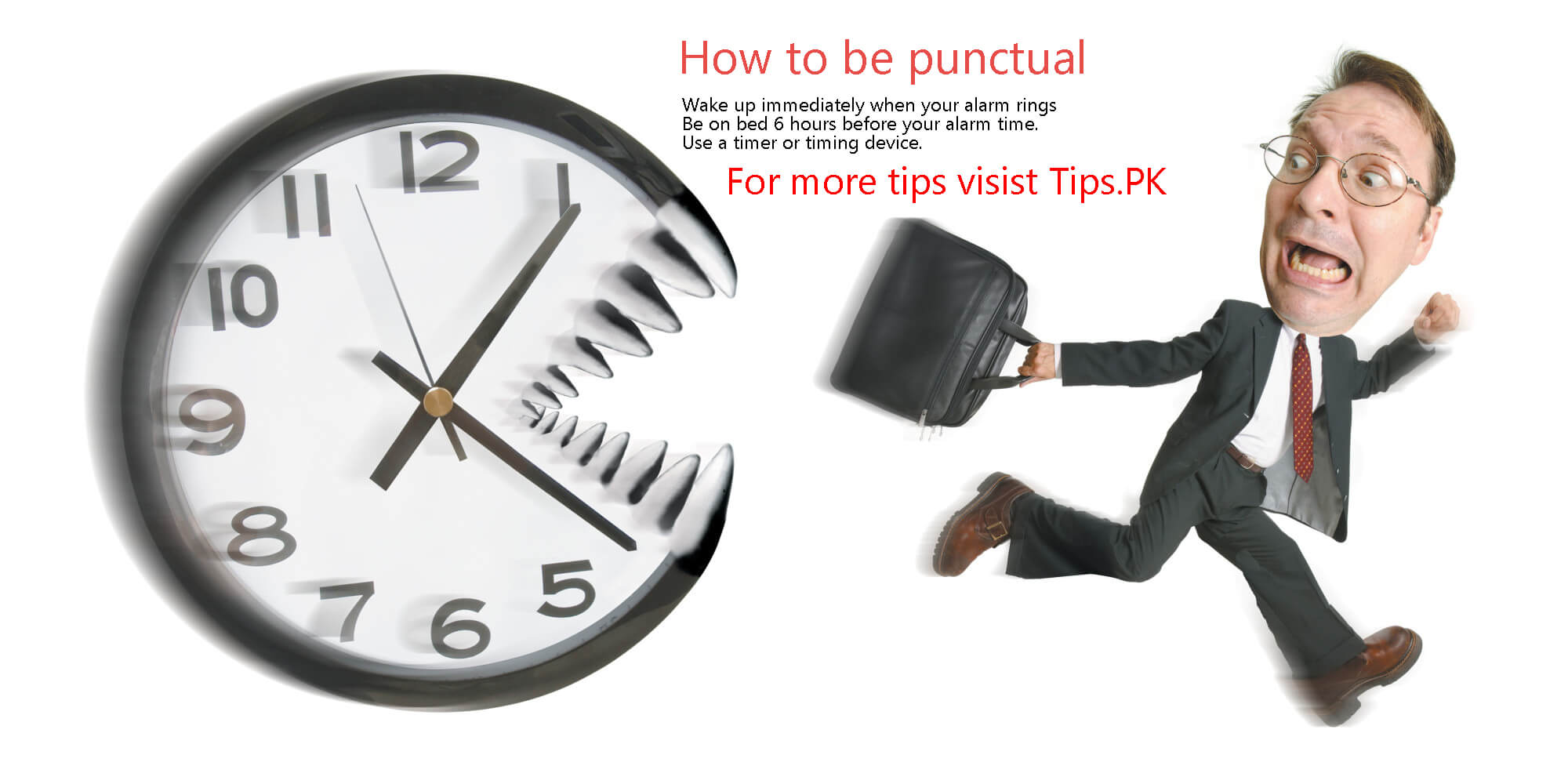 Coordinador De Tiempo Libre Tips To Be Punctual And On Time » Punctuality Tips