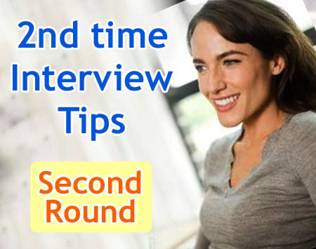Second time interview tips - Tips Tricks  Tutorial
