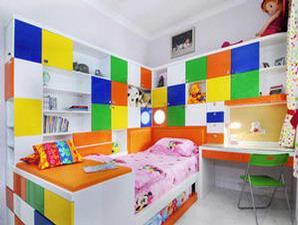 Renovasi Kamar Tidur Anak