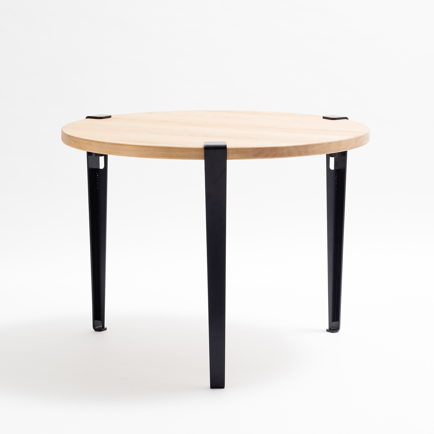 Table Ronde 80 Cm Round Mid Height Table 80 Cm