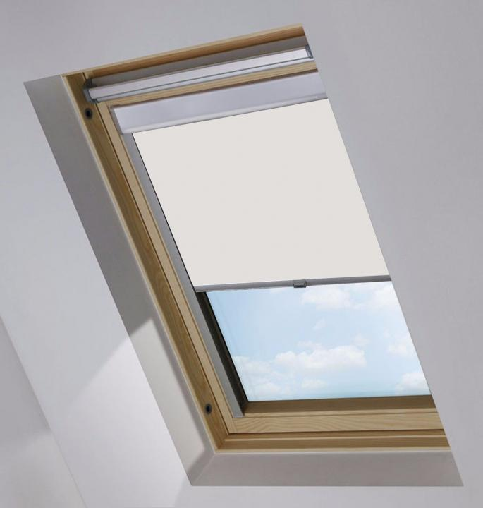 Thermo Rollo Dachfenster Rapid Teck Thermo Verdunklungsrollo Für Velux Dachfenster