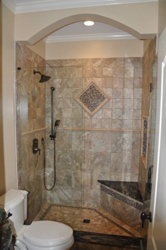Guest bath remodel in Lawrenceville Plumber