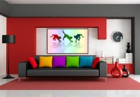 cat art wall art Coool Cats by John A. Conroy cooolcatscom ...