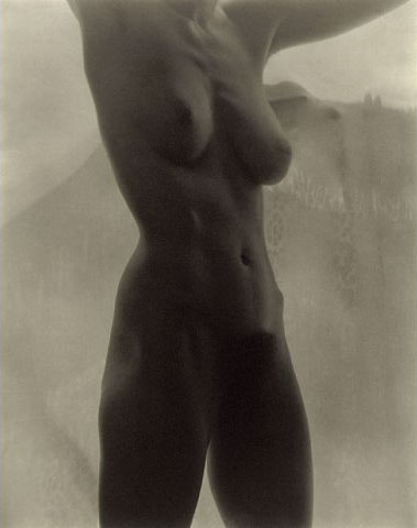 Alfred Stieglitz - Okeeffe Nude