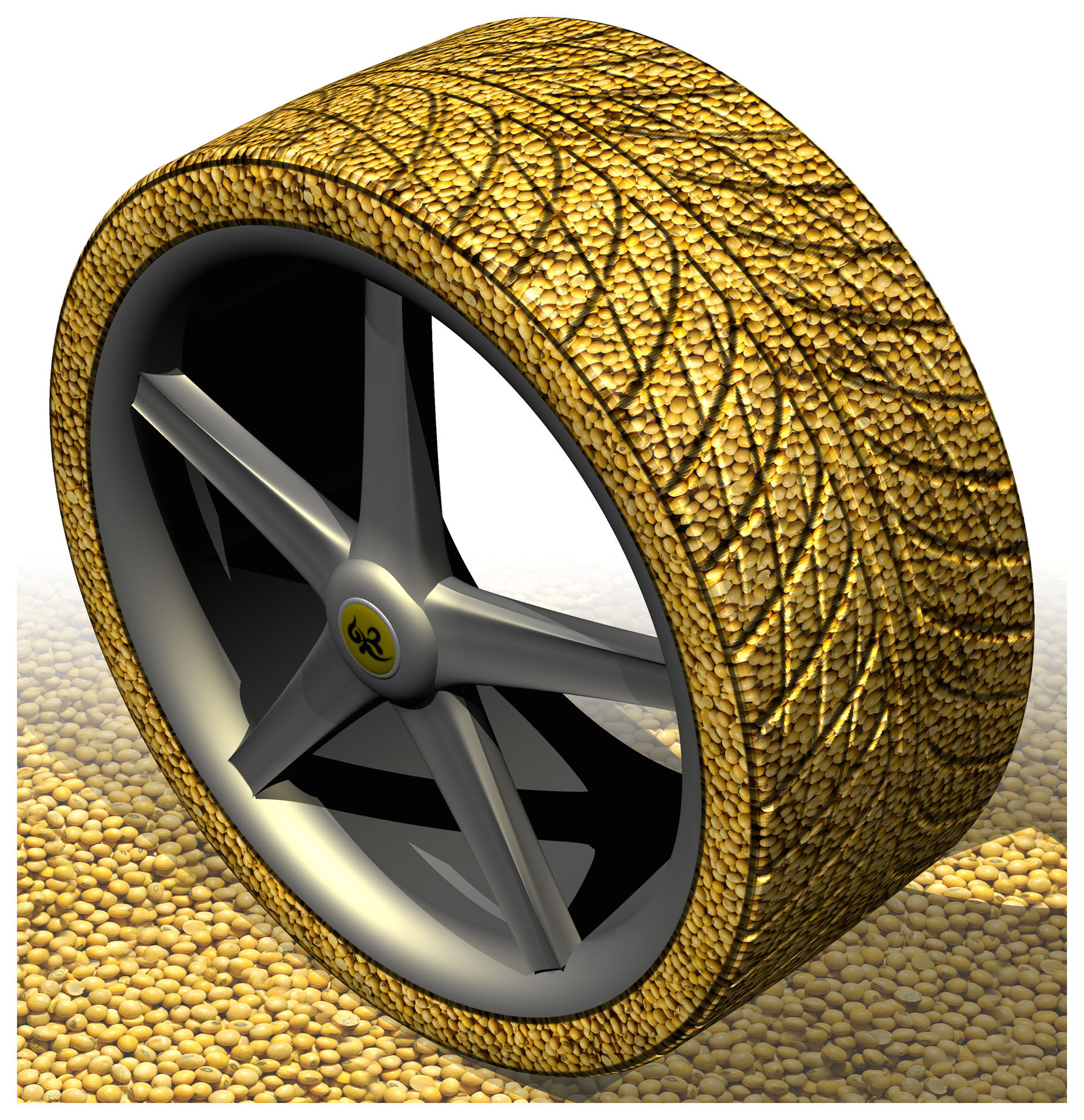 Goodyear Tyres Goodyear To Enhance Tyre Performance With Use Of Soybean Oil Based