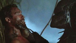 Predator vs. Schwarzenegger