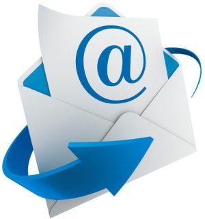 Suscríbete por correo electrónico, por favor