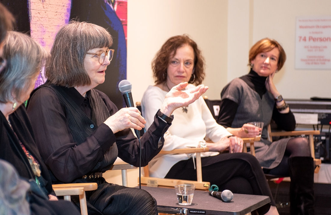 Designer Tisch Tisch Drama Hosts Book Signing And Panel With Designer Jenny Tiramani