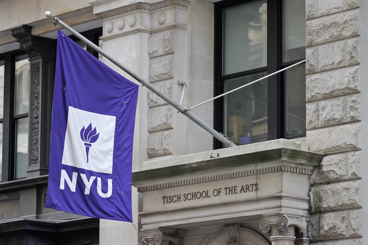 Nyu Tisch School Of The Arts Location 721 Broadway