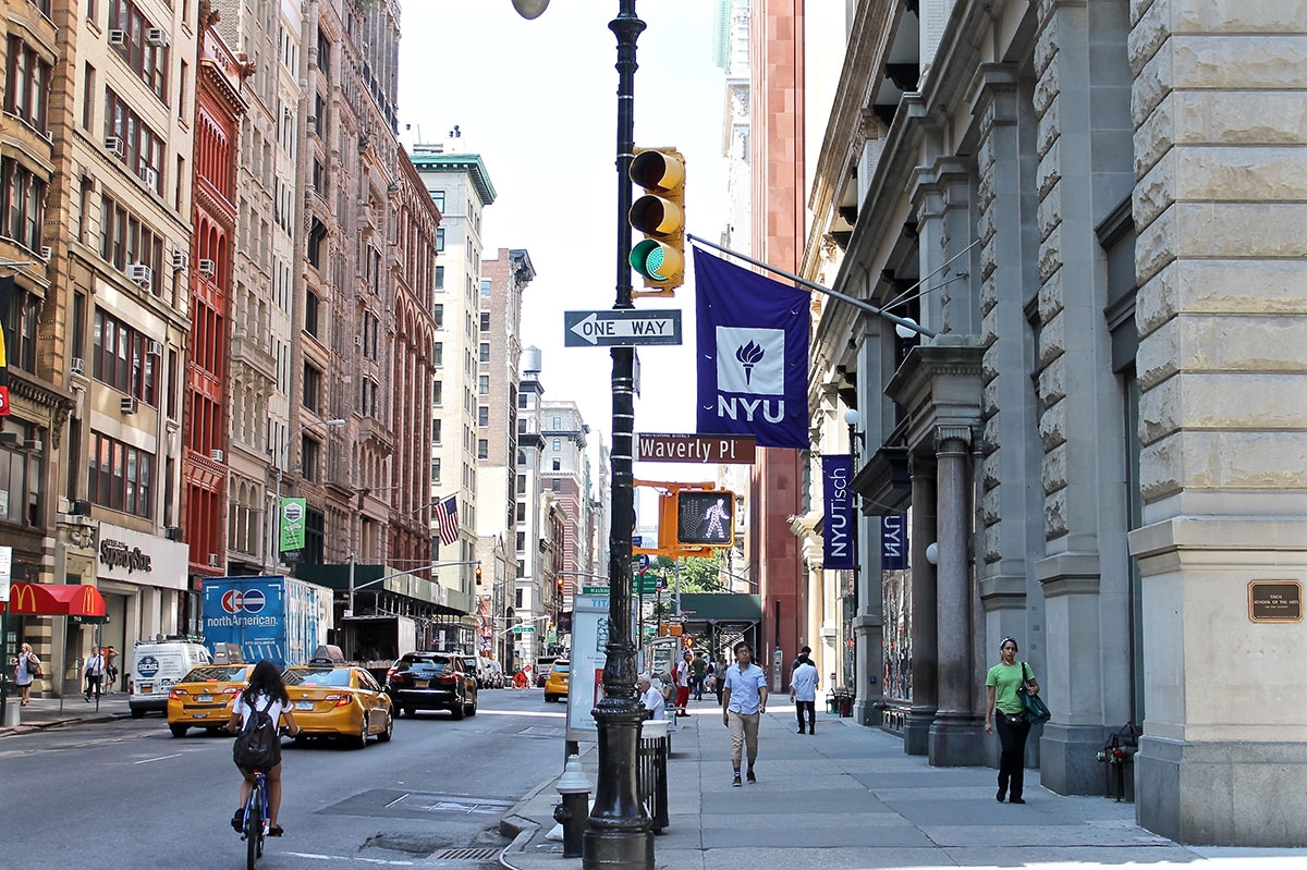 Nyu Tisch School Of The Arts Location About Tisch