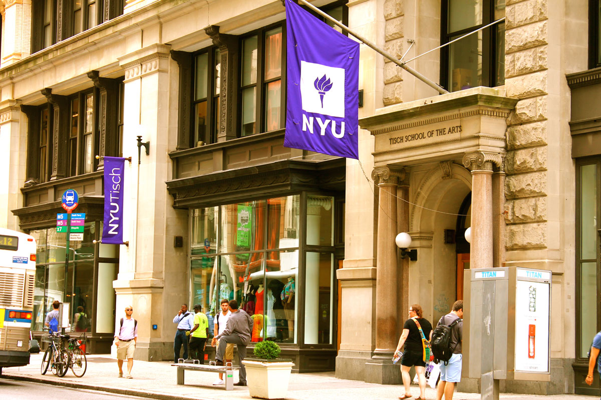Nyu Tisch School Of The Arts Location Nyu Graduate Admissions Fair