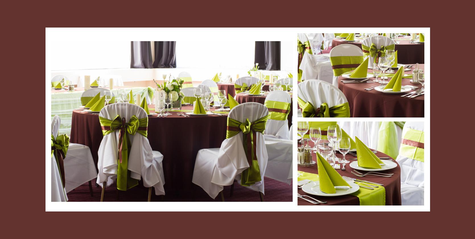 Tischdeko Gelb Grun Events Und Tischdeko Hochzeit Konfirmation Oder