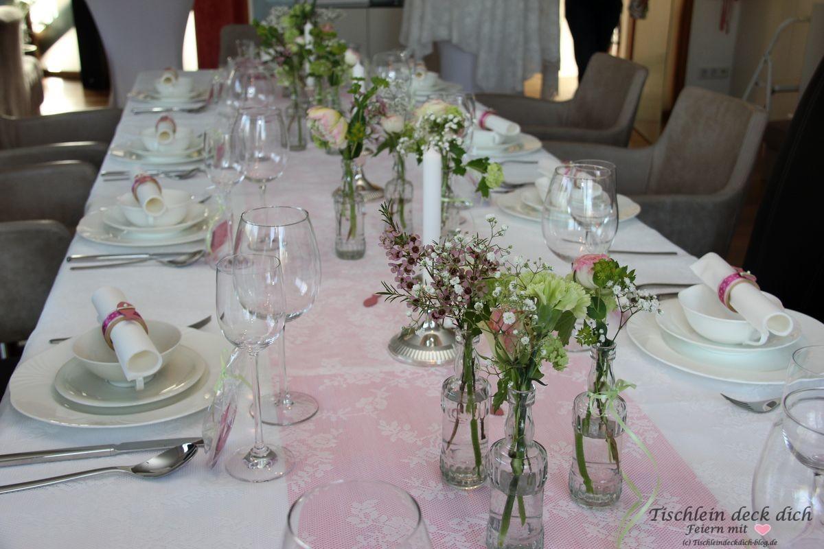 Tischdekoration Fur Kommunion Tischdeko Maritim Sommer Deko