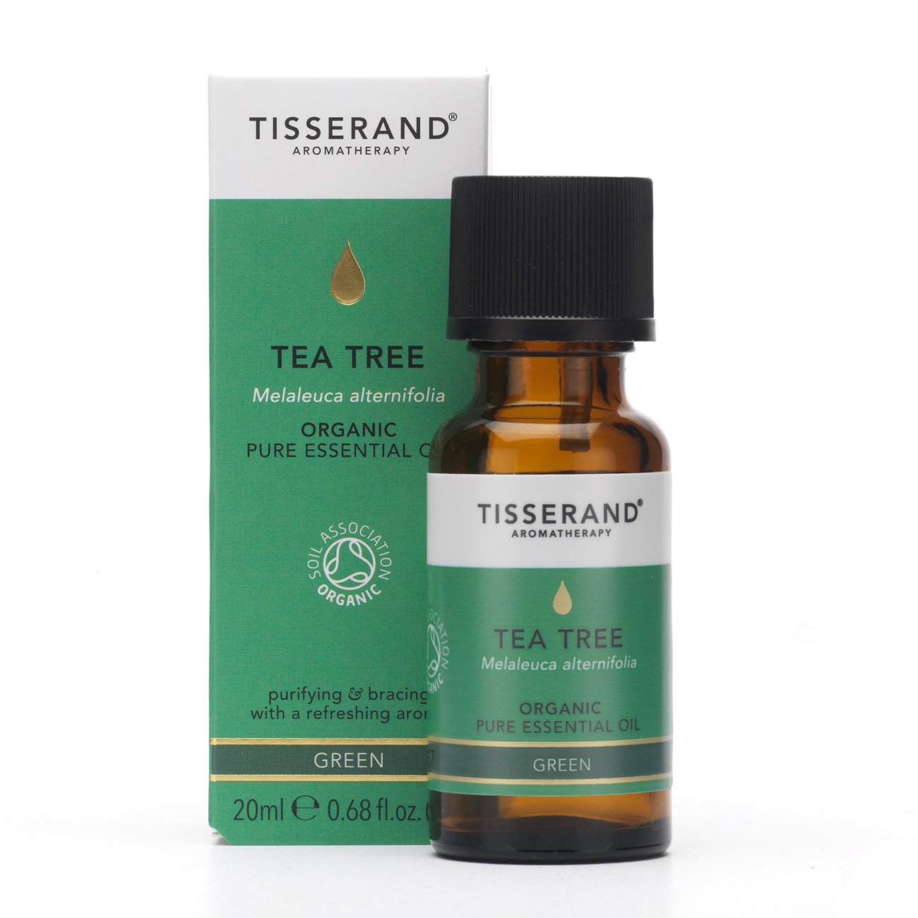 Tea Tree Oil Toepassingen Tea Tree And Aloe Lijn Tisserand