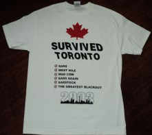 I Survived Toronto 2003